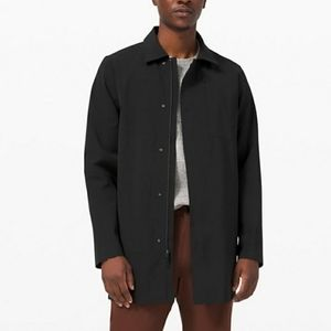 Lululemon Drivers Coat Black